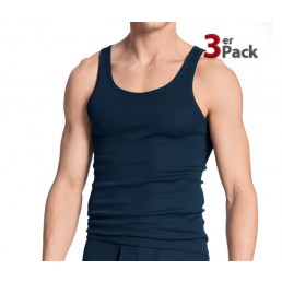 Athletic Shirt - Twisted Cotton - 3er Pack